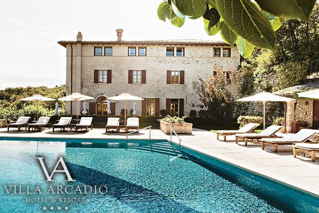 hotel villa arcadio sal gardasee. Black Bedroom Furniture Sets. Home Design Ideas