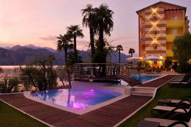 Belfiore Park Hotel Brenzone Gardasee