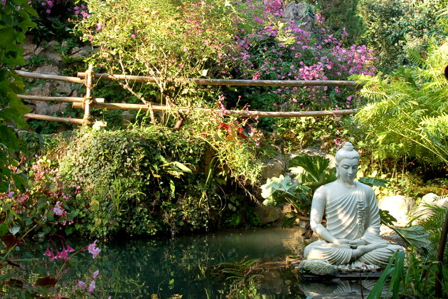 Giardino Botanico Heller, Gardone Riviera, Gardasee