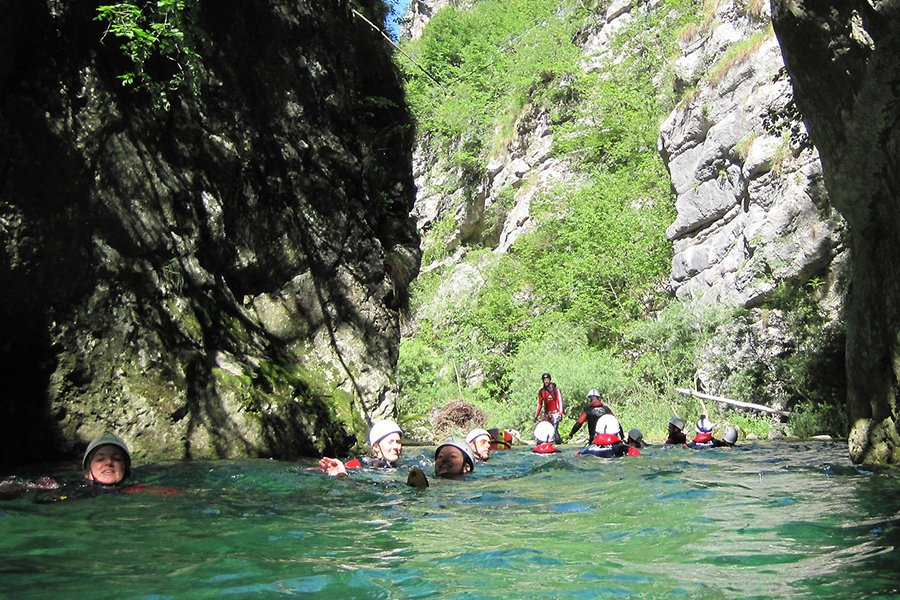 Outdoorplanet – Canyoning & Outdoor Events