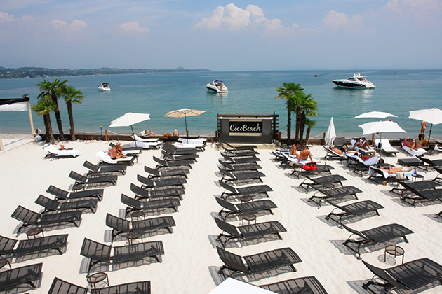 Hotels On Lake Garda Beach
