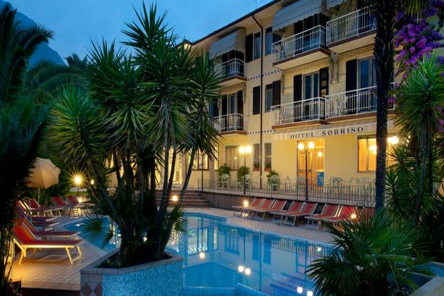 Garn sorriso toscolano maderno gardasee italien - Hotel giardino toscolano maderno ...