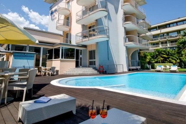hotel villa enrica riva del garda gardasee italien