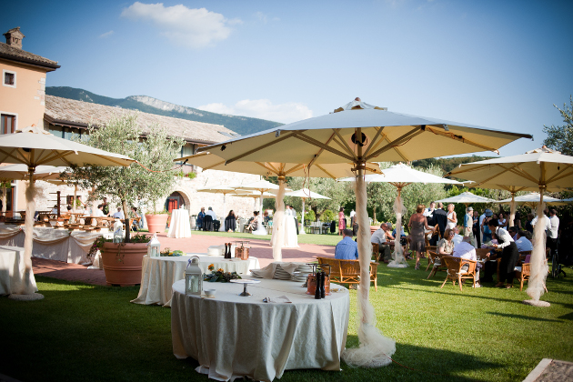 Tenuta la Presa Heiraten am Gardasee- Locations