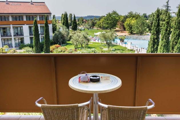Hotel Park Flora Gardasee