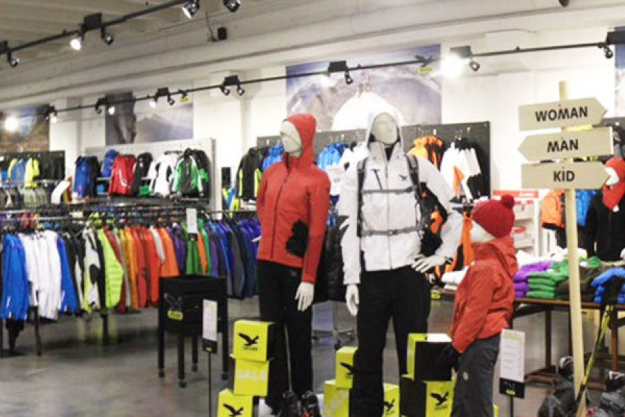 Salewa Outlet