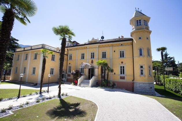 Villa Italia Arco Gardasee Italien