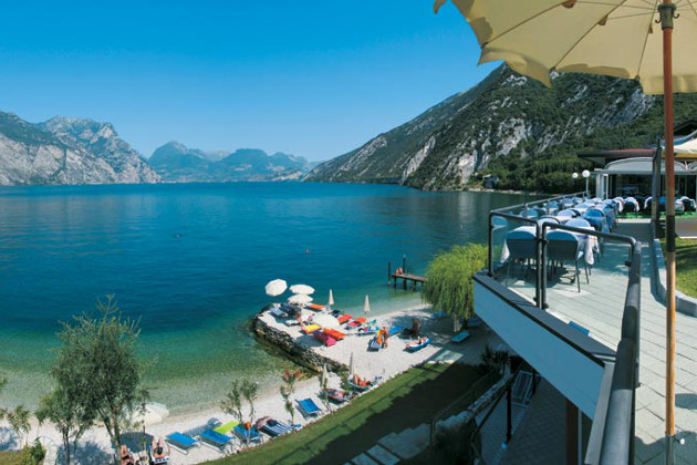 Hotel Villa Monica Gardasee
