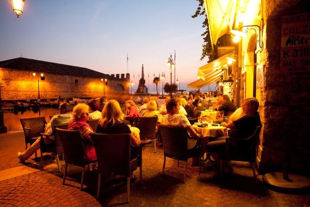 Restaurantkultur in Italien - Begriffserklärung Restaurant