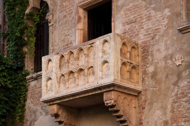 Heiraten In Verona Standesamtliche Trauung Im Haus Wo Julia Einst