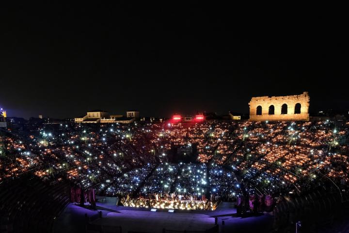 Alle Livekonzerte 2020 abgesagt: Verona, Villafranca, Gardone Riviera