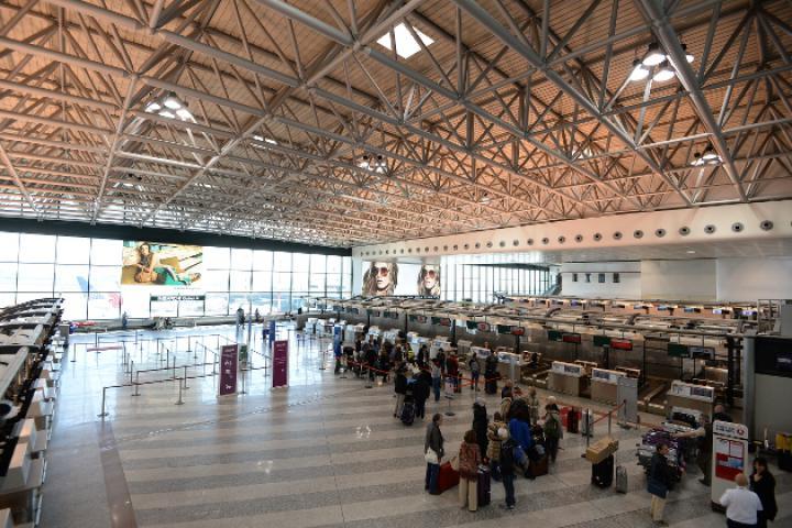 """Flughafen Mailand - """"Malpensa"""""""