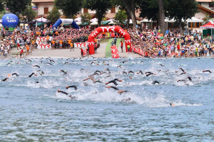 LedroMan - der Triathlon am Ledrosee