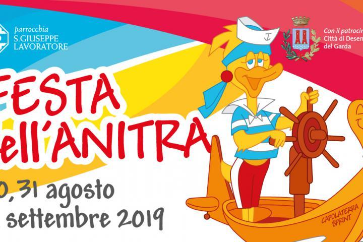 "Festa dell'Anitra Desenzano - ""Fest der Ente"""