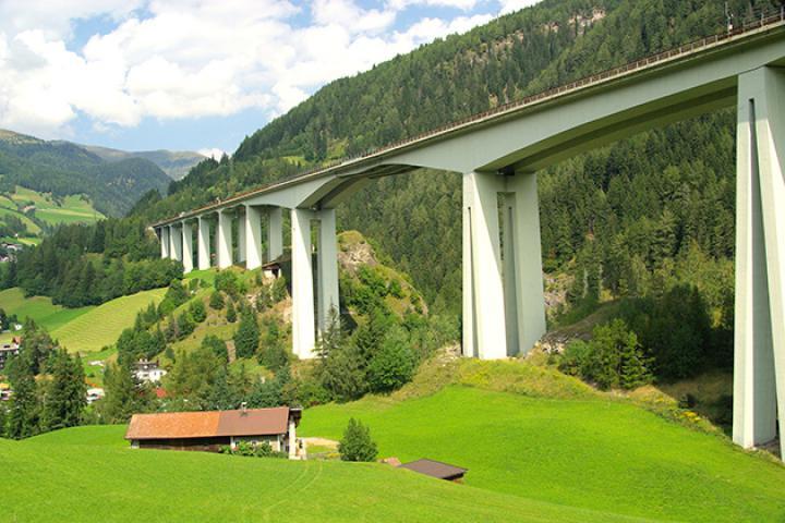 Winterfahrverbote in Tirol
