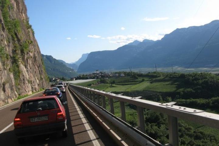 Fahren in Italien