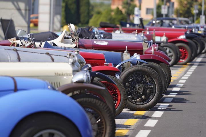 """Historisches Autorennen """"Circuito Internazionale di Brescia-Montichiari"""""""