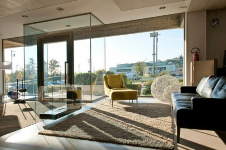 Inneneinrichtung Ballarini - Designmöbelhaus im Valpolicella