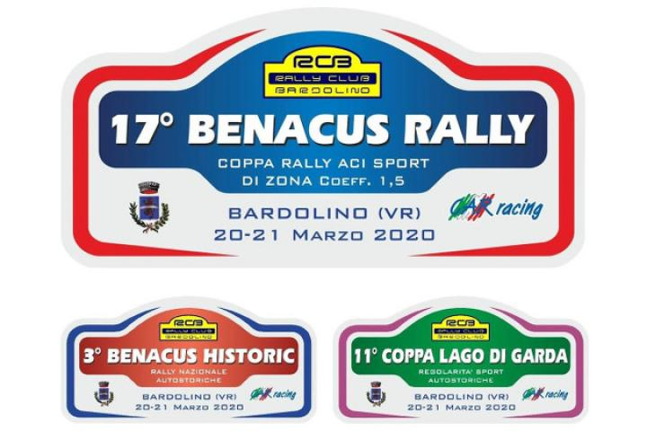 Benacus Rally in Bardolino