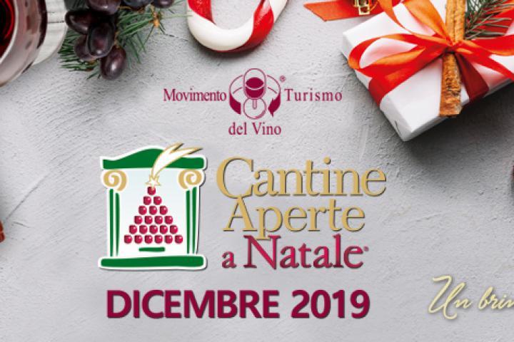 Cantine Aperte zur Weihnachtszeit - Tag der offenen Tür der Weingüter