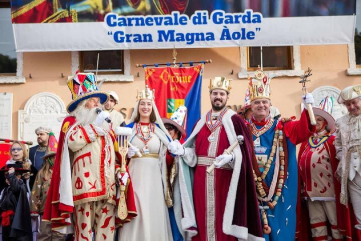 "Karneval 2020 in Garda ""Gran Magna Àole"""