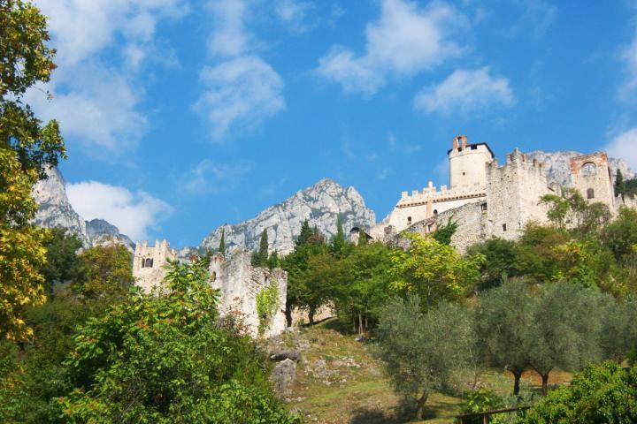 Ausflug zur Burg von Avio