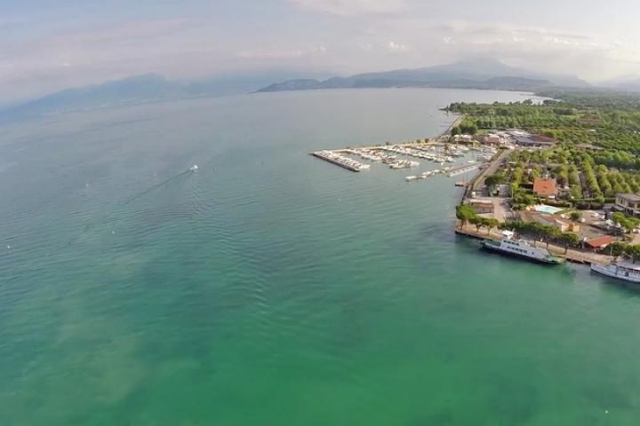 Drone Motion - Spektakuläre Luftaufnahmen vom Gardasee