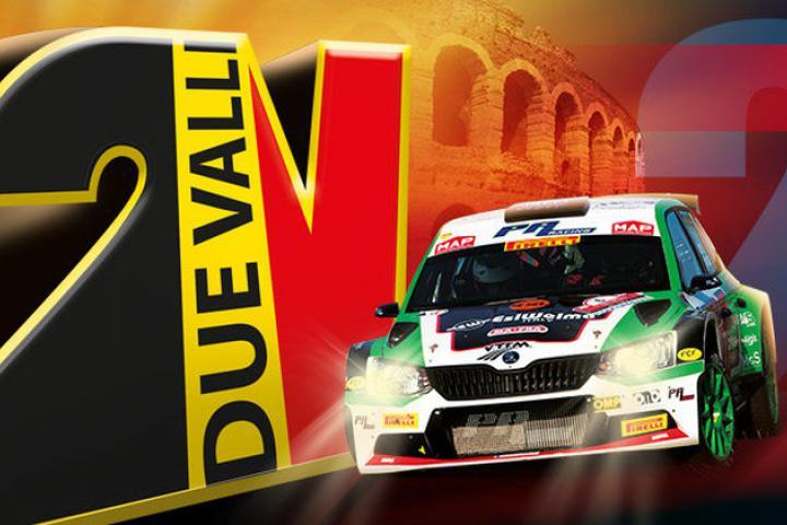 Rally Due Valli - Italienische Rallymeisterschaft