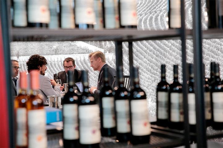 Vinitaly Weinfachmesse in Verona