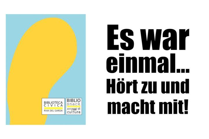 Lesungen auf Deutsch für Kinder in Riva