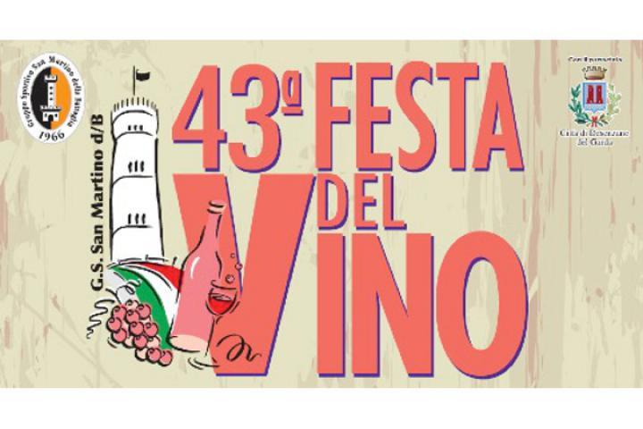 43° Weinfest in San Martino della Battaglia