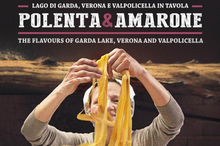 """Neu und exklusiv bei uns: das Buch """"Polenta & Amarone"""""""