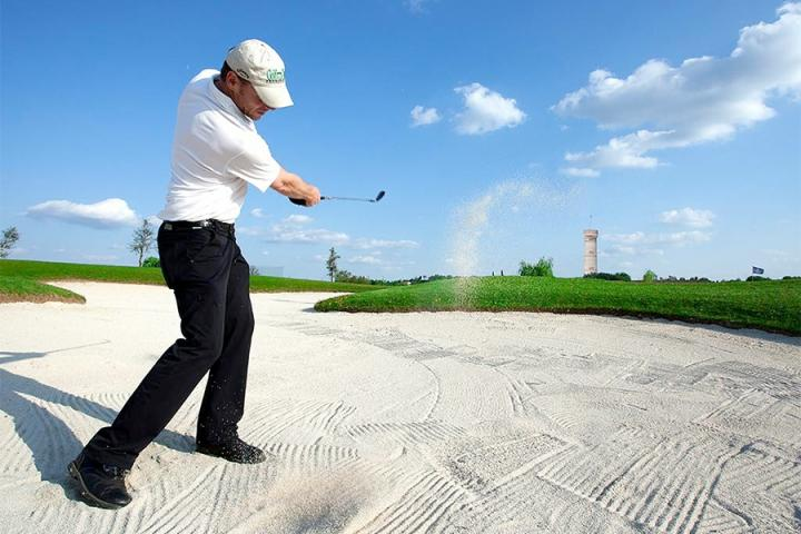 77. Open d`Italia - Internationale Golfmeisterschaft