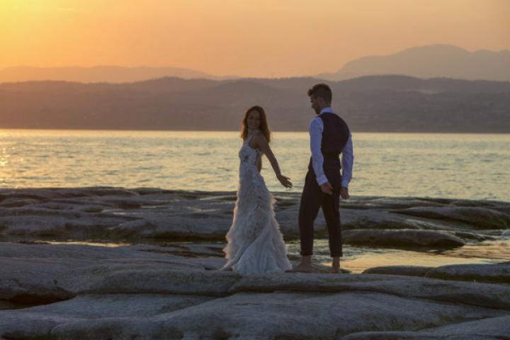 Heiraten in Sirmione Santa Maria Maggiore oder Sala Civica
