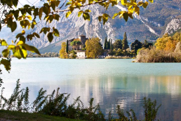 Sarcatal - Mit dem Rad ins Tal der Seen