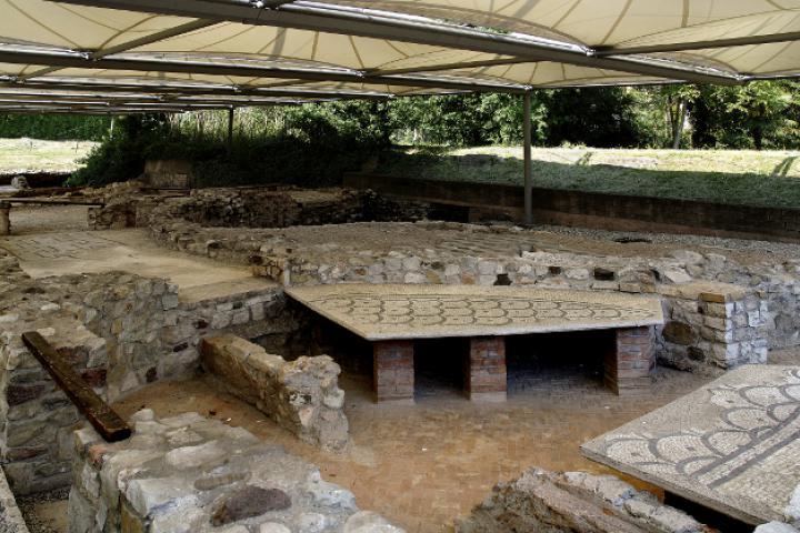 Römische Villa in Desenzano del Garda