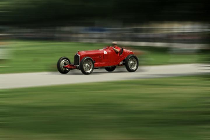 Italia Classic Parade - Autoshow