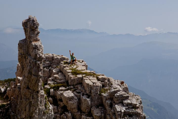 Klettergebiete am Gardasee