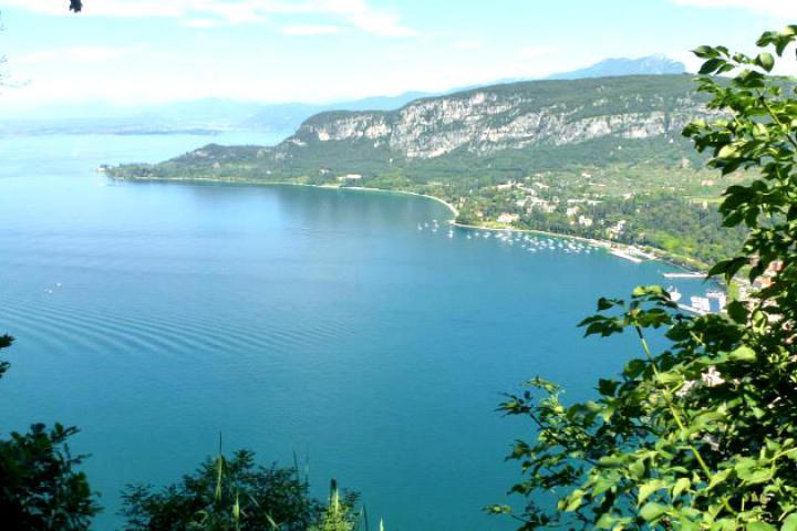 Wanderurlaub im Hotel Villa Madrina in Garda