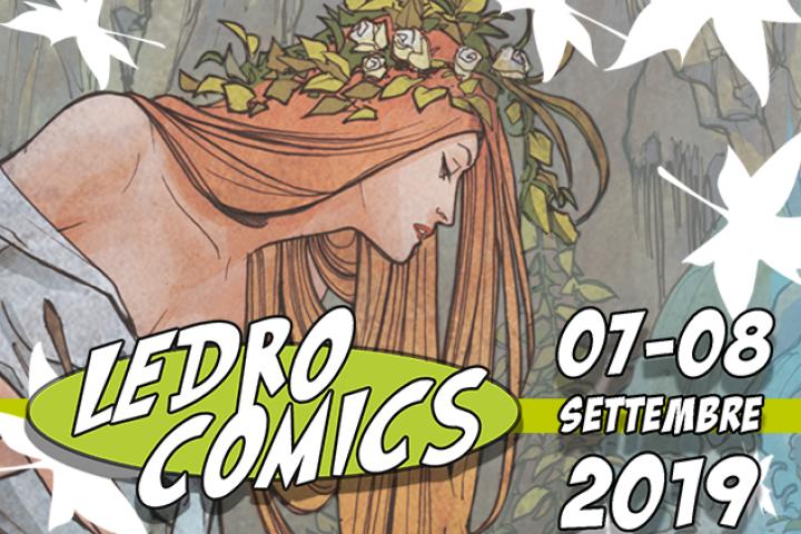 """Comicfestival """"Ledro Comics"""""""