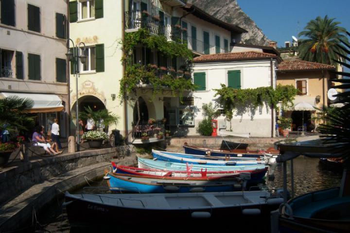 Die Gemeinden der Strada dei Vini