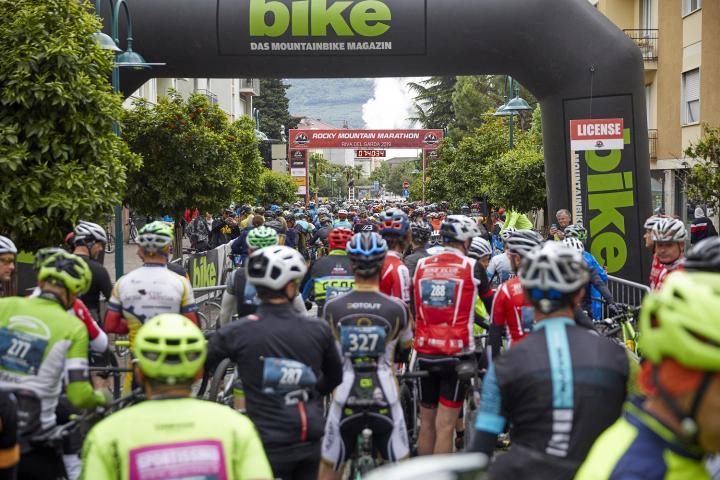 Bike Festival in Riva wieder im Oktober 2021