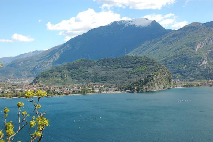 """Monte Brione Wanderweg """"Sentiero della Pace"""""""