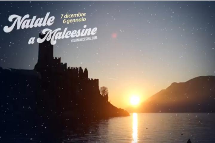 Natale a Malcesine - Weihnachten in Malcesine