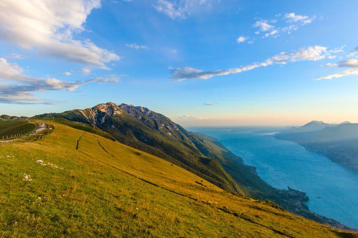 San Zeno di Montagna und Monte Baldo