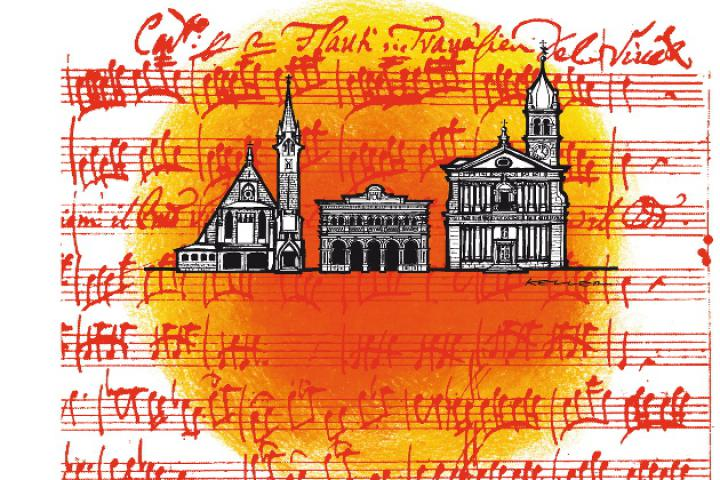 Osterkonzertreihe Pasqua Musicale Arcense