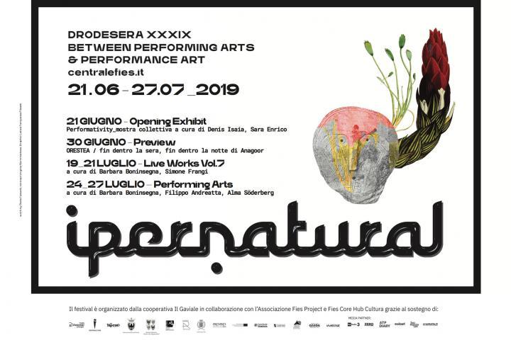 Drodesera Fies – Festival für Italienische Avantgarde-Kunst