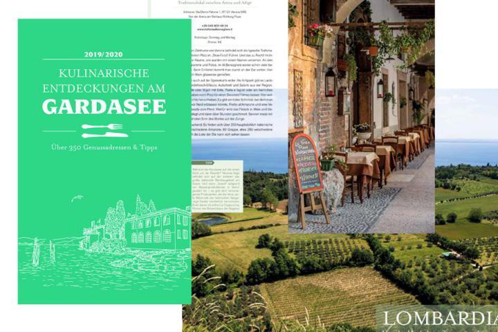Die neue Ausgabe der Kulinarischen Entdeckungen am Gardasee 2019/2020