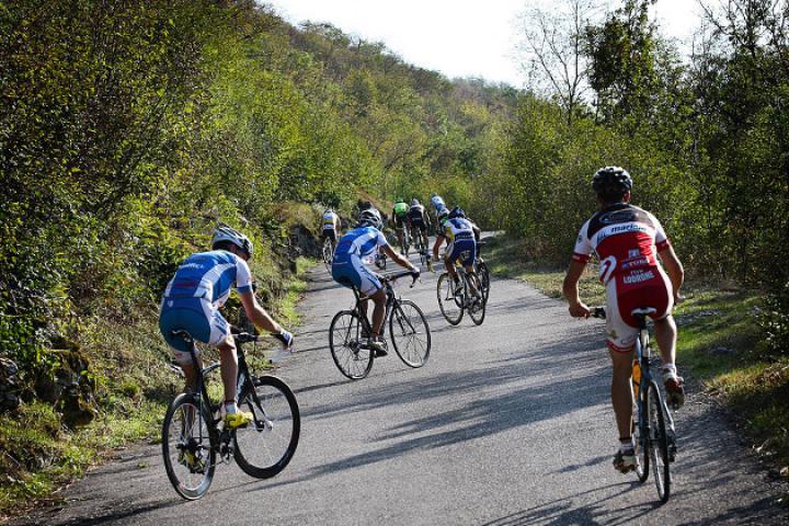 Punta Veleno - die Herausforderung am Berg für Radsportler