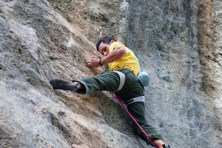 Wissenswertes zum Klettern am Gardasee